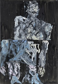 mantel by georg baselitz
