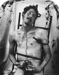 glassman by joel-peter witkin