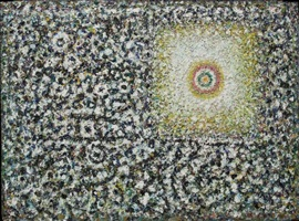 eye of the square by richard pousette-dart