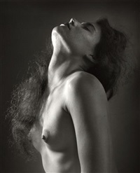 against the light by ruth bernhard