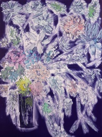 at last the secret is out by ross bleckner