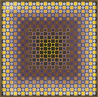 alom-2 by victor vasarely