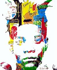 basquiat by richard zarzi
