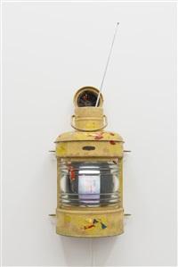lamp by nam june paik