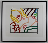 new bedroom blond doodle by tom wesselmann