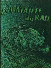 the battle of rail by jan fabre