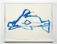 fish drawing by joan jonas