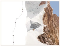alps, geographies and people #12 by olivo barbieri