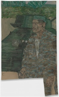 mercenaries ii (section i) by leon golub