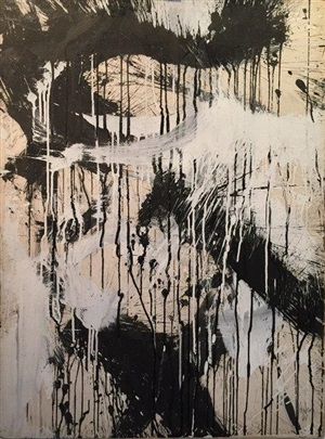 untitled by norman bluhm