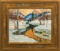 snowbound by walter emerson baum