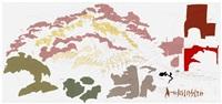100 views: seidenbaum + 14 views: campo bandiera/ venedig by jorinde voigt