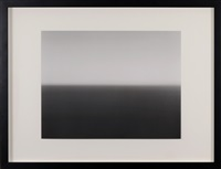 time exposed #321: mediterranean sea, cassis 1989 by hiroshi sugimoto