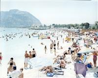 # 2784 mondello beach 3 by massimo vitali