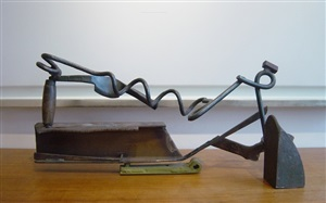writing piece 'note' by sir anthony caro