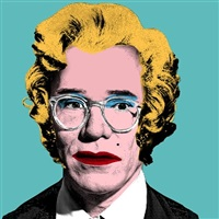 warhol by mr. brainwash