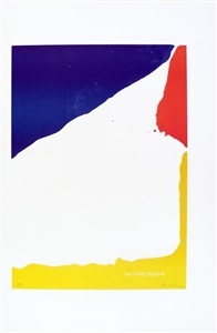 modern art museum and exhibition posters and prints by helen frankenthaler