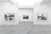 installation view by yang fudong