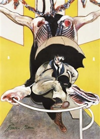 painting 2 by francis bacon