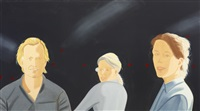 wooster group by alex katz
