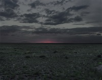 the polygon nuclear test site xii (dust to dust), kazakhstan by nadav kander