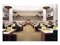 british library london v by candida höfer