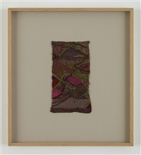 arc with rose by sheila hicks