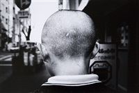 tokyo (back of boys head) by daido moriyama