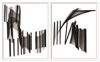 dancing sticks i&ii by william klein