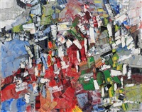 ragale by jean paul riopelle