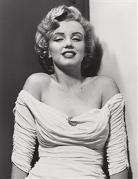marilyn (cover of life magazine) by philippe halsman