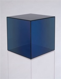 cube 4 by larry bell
