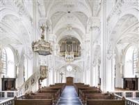 dominikanerkirche sankt andreas düsseldorf ii by candida höfer