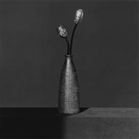 metal flower by robert mapplethorpe