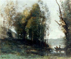 untitled (617) by jean-baptiste-camille corot