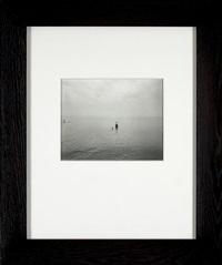 eleanor and barbara, lake michigan by harry callahan