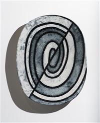 wall slab 93-01-31 by jun kaneko