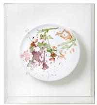 porcelaine by zao wou-ki