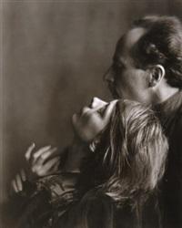 edward weston & margrethe mather by imogen cunningham