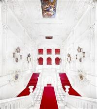 catherine palace pushkin st. petersburg ii by candida höfer