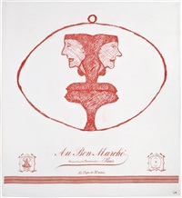 caryatid by louise bourgeois