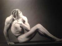paul wadina by robert mapplethorpe