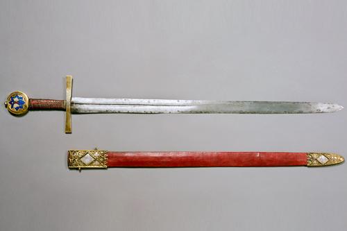 L'épée Dū l-fiqār 05