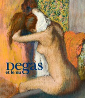 Edgar Degas : Femme nue couche, 1886-88
