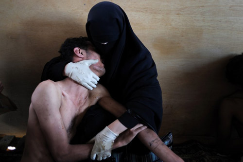 Samuel Aranda : World Press Photo of the Year 2011
