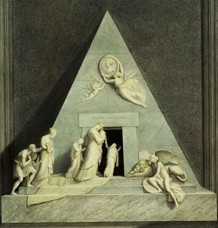 """Résultat de recherche d'images pour """"Monument funéraire de Marie-Christine d'Autriche"""""""