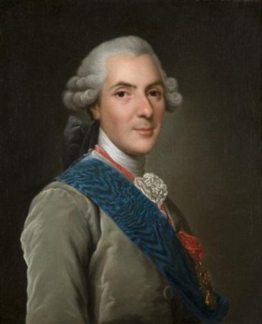 Portrait du dauphin Louis de Bourbon par Alexander Roslin sur artnet